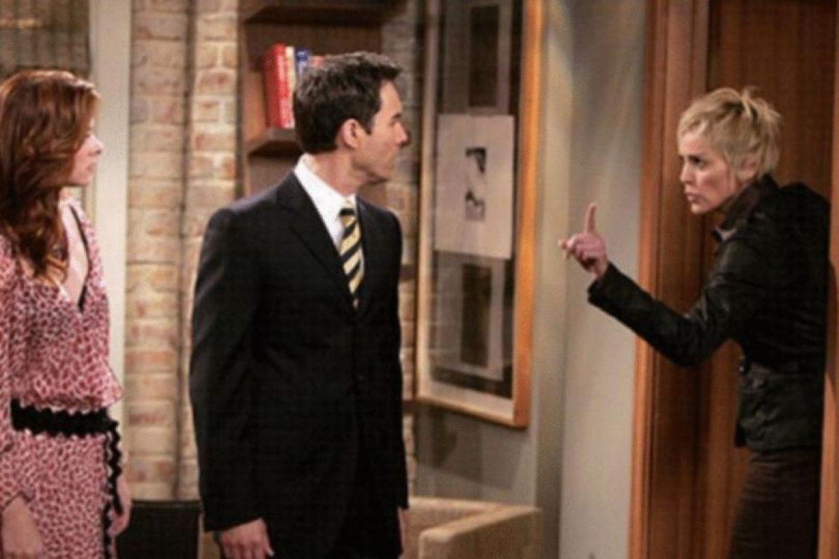Sharon Stone Foto:NBC. Imagen Por: