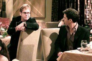 Elton John Foto:NBC. Imagen Por: