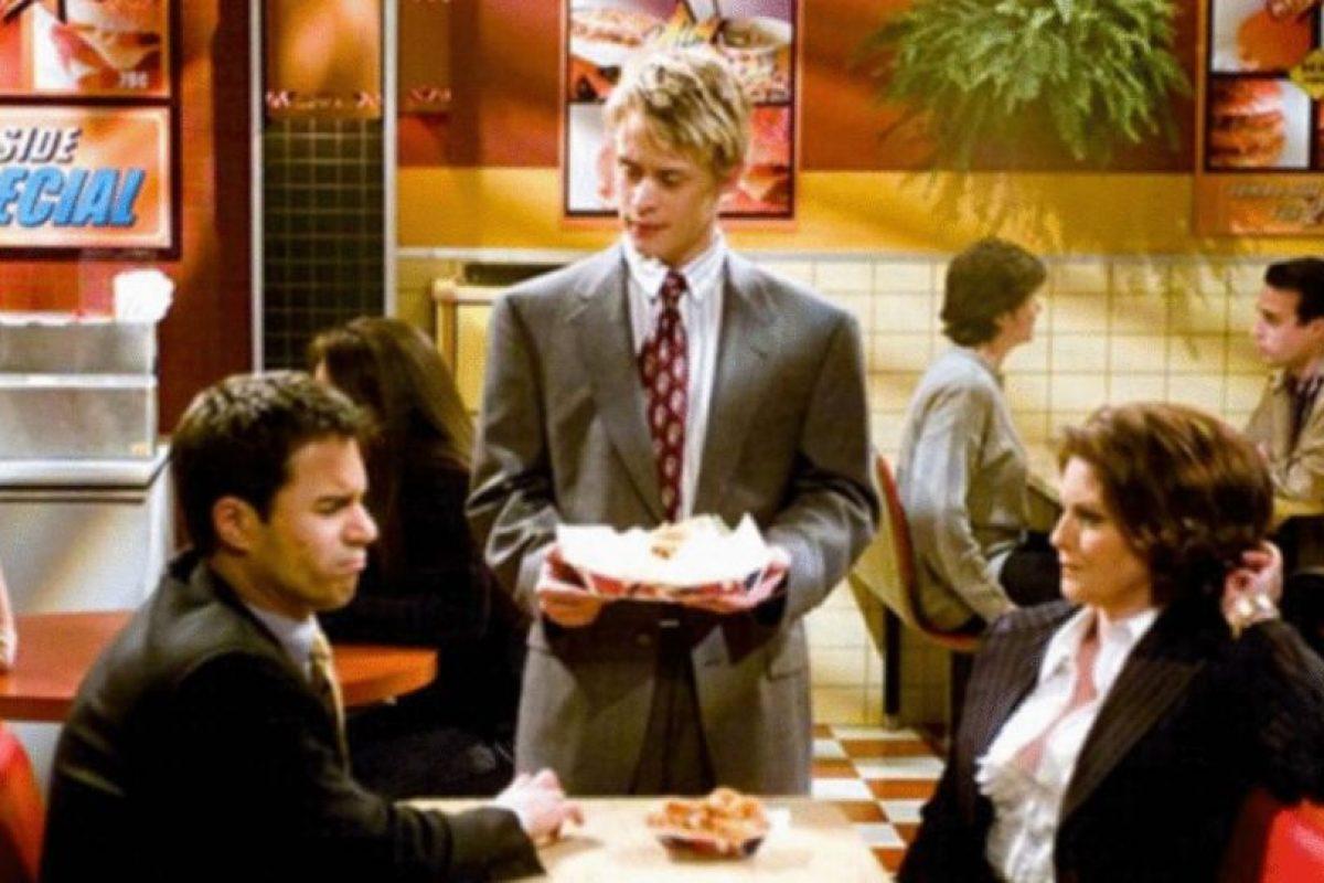 Macaulay Culkin Foto:NBC. Imagen Por: