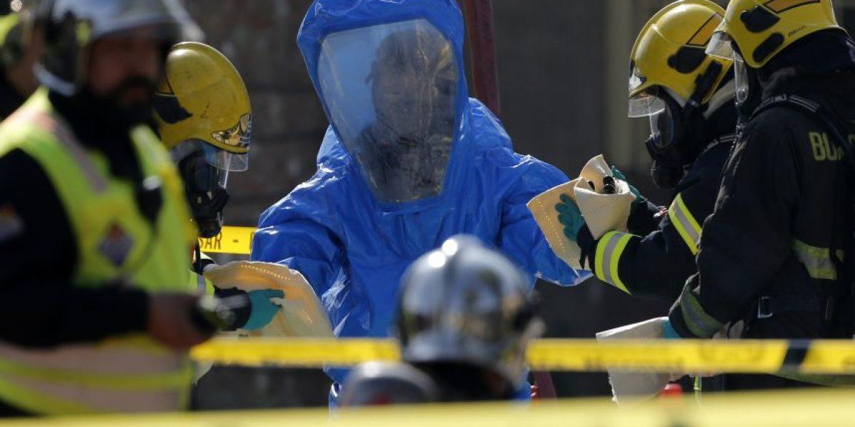 Identifican a afectados por contaminación con cianuro en empresa de Quinta Normal