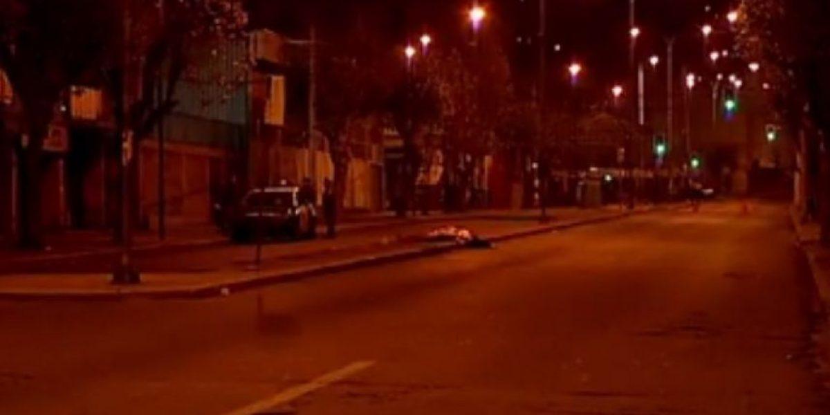 Valparaíso: ciudadano haitiano es encontrado muerto en la vía pública
