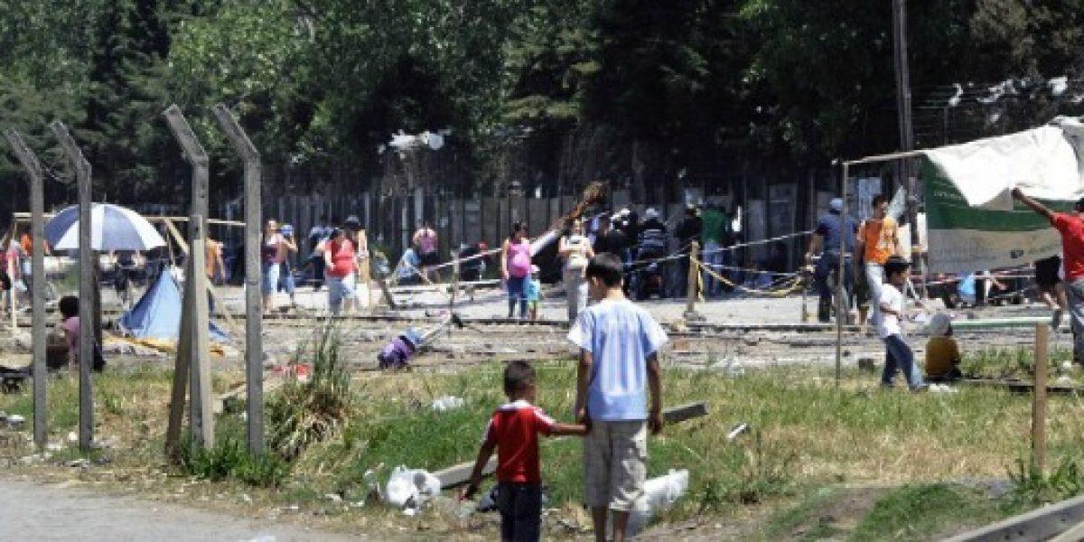 El 32,2% de la población de Argentina es pobre