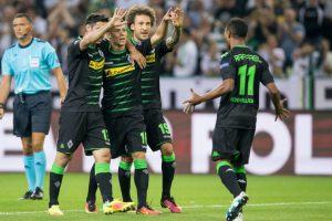 Los alemanes enfrentan a Barcelona con la misión de lavar la imagen del 4 a 0 que les propinó Manchester City Foto:Getty Images. Imagen Por: