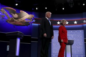 Hillary Clinton, candidata a la presidencia del Partido Demócrata. Foto:Getty Images. Imagen Por: