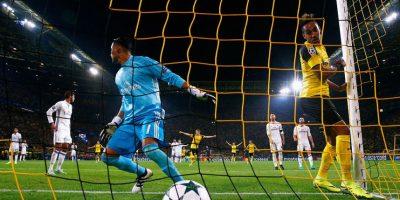 Cristiano Ronaldo cuestionó el error de Keylor Navas
