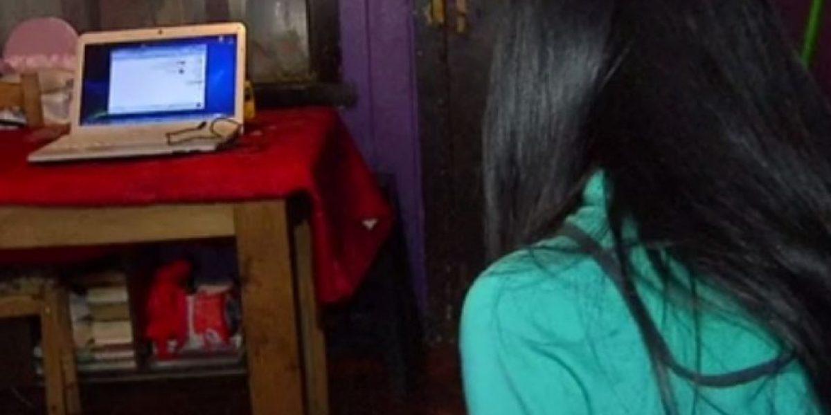 Después de pedir perdón: aparece nuevo video de escolar acusada de golpear a compañeras en Concepción
