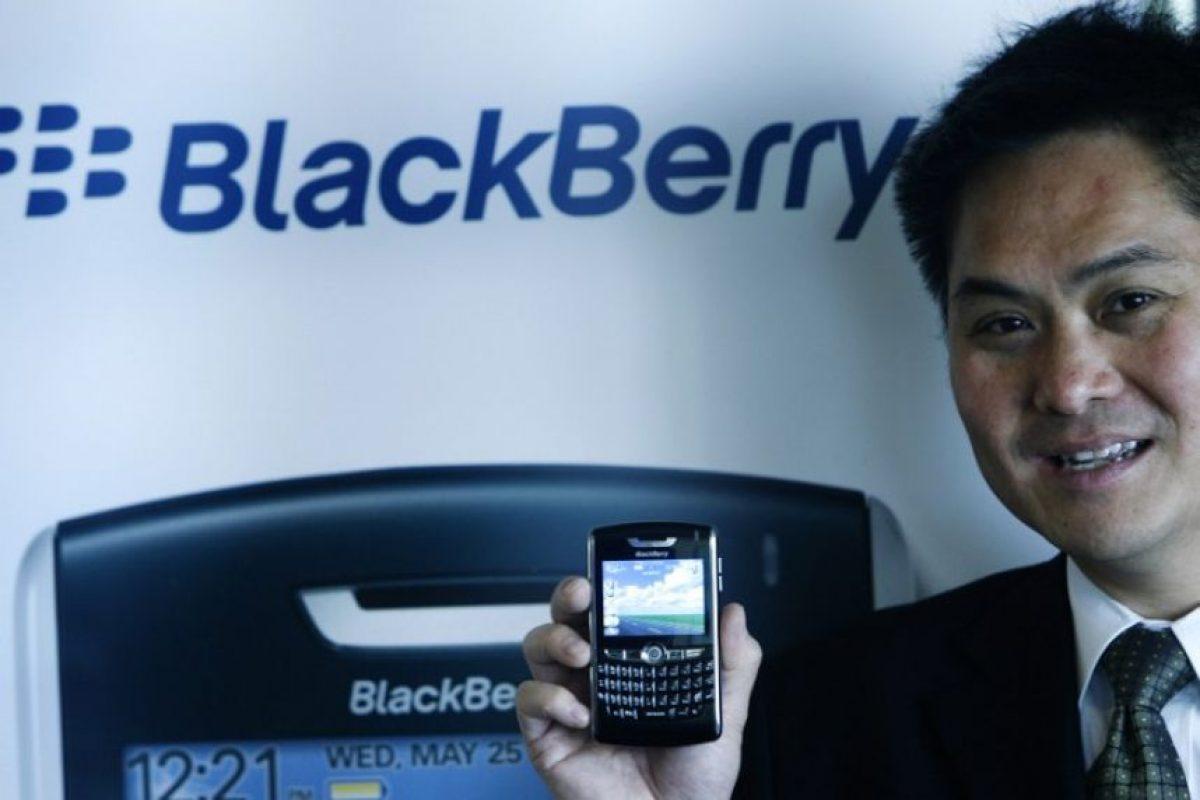 BlackBerry 8800 Foto:Archivo AFP. Imagen Por: