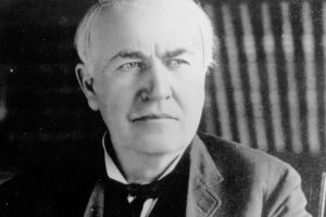 Thomas Edison Foto:Reproducción. Imagen Por: