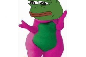 """Los memes de """"Pepe la Rana"""" son considerados de odio Foto:Facebook. Imagen Por:"""