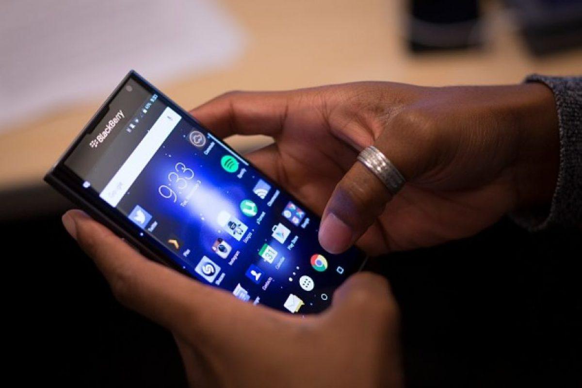 BlackBerry Priv Foto:Archivo Getty. Imagen Por: