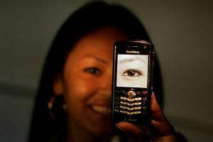 Blackberry Pearl 8100 Foto:Archivo Getty. Imagen Por: