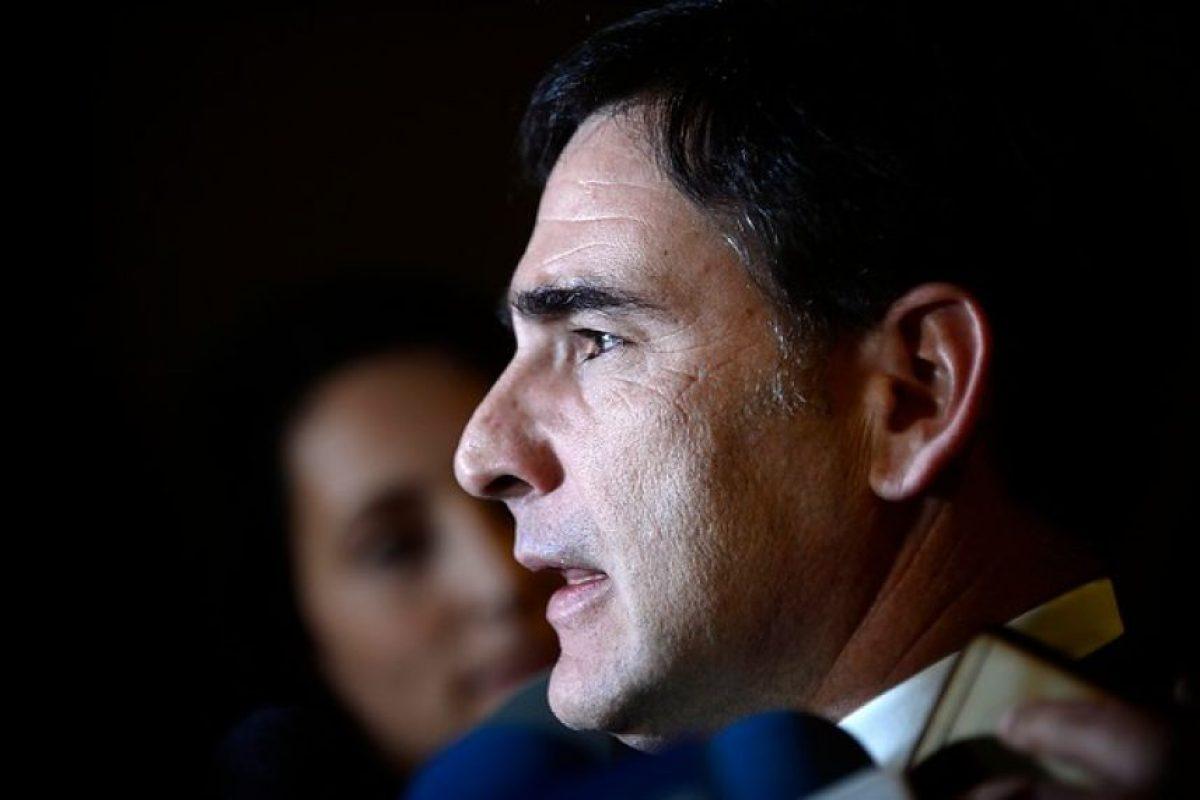 Fiscal Montes (Archivo) Foto:AGENCIA UNO. Imagen Por: