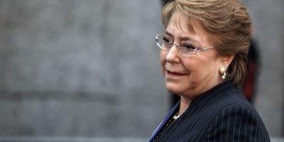 Presidenta Bachelet calificó de