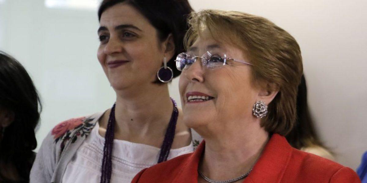 Presidenta Bachelet inauguró dependencias del Ministerio de la Mujer e hizo un llamado a la igualdad
