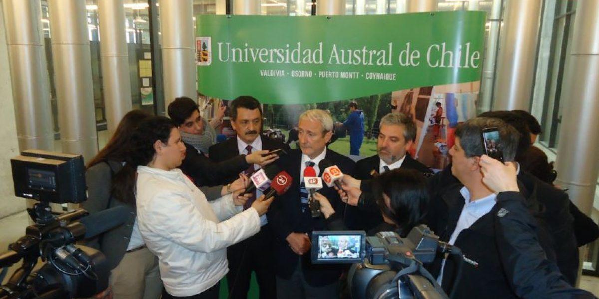 """Cruch y proyecto educación superior: """"Si no se acogen nuestras propuestas vamos a continuar con nuestra crítica"""""""