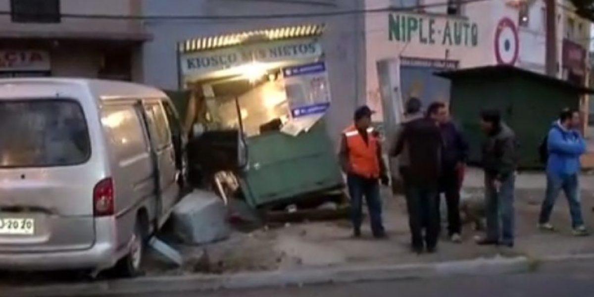 Accidente de tránsito en Independencia deja una víctima fatal