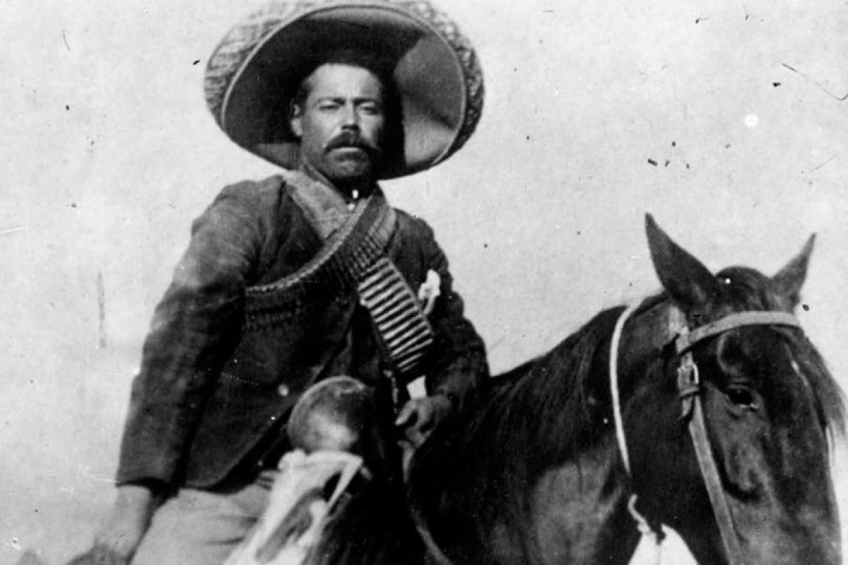 Pancho Villa Foto:Reproducción. Imagen Por:
