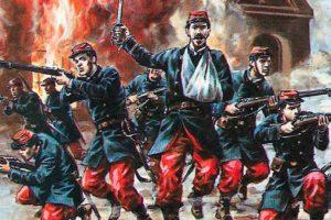 Héroes de la Batalla de la Concepción. Foto:Reproducción. Imagen Por: