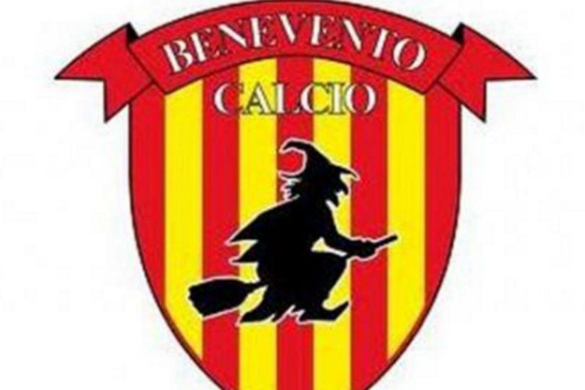 20.- Benevento Calcio (Italia) Foto:Reproducción. Imagen Por: