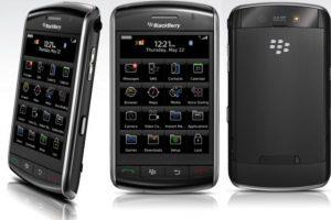 BlackBerry Storm Foto:Reproducción / revistasmartphone.com. Imagen Por: