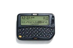 BlackBerry 850 Foto:Reproducción / ABC. Imagen Por: