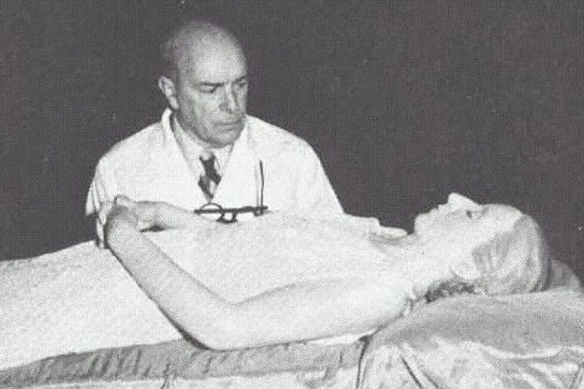 Eva Perón Foto:Reproducción. Imagen Por: