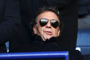 Massimo Cellino, dueño del Leeds United, es acusado de ofrecer parte del club para hacer negocios con fichajes Foto:Getty Images. Imagen Por: