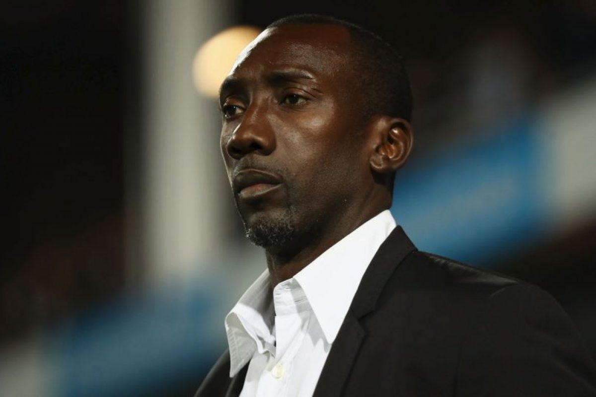 Jimmy Floyd Hasselbaink, técnico del QPR, es otro de los acusados Foto:Getty Images. Imagen Por:
