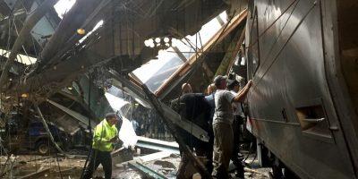 Nueva Jersey: 6 videos que muestran el caos tras choque de un tren