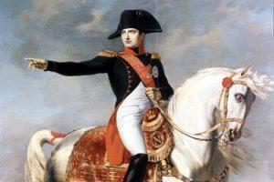 Napoléon Bonaparte Foto:Reproducción. Imagen Por: