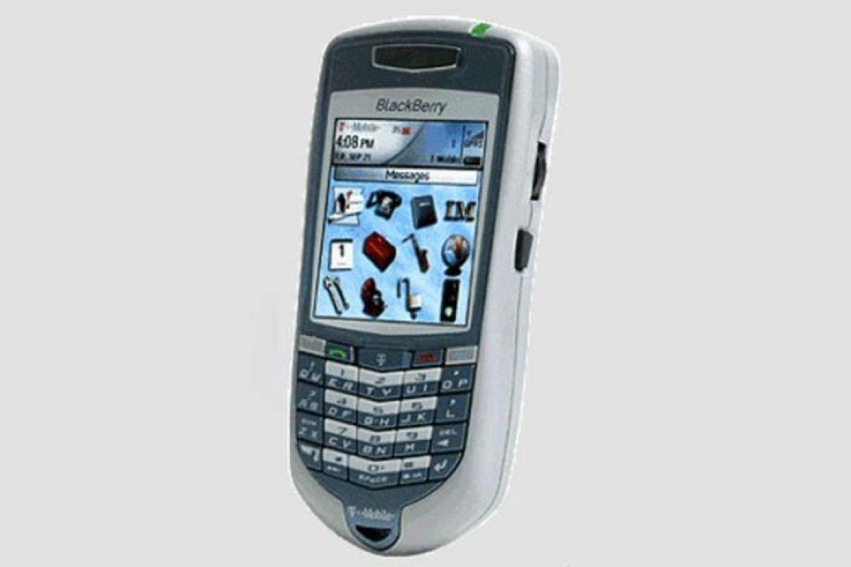 Blackberry 7100t Foto:Reproducción / blackberryservice.es. Imagen Por:
