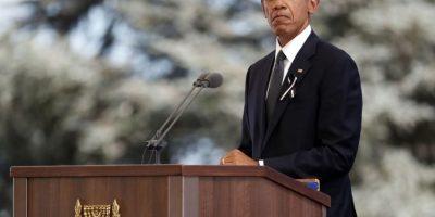 Barack Obama en el funeral de Shimon Peres: la paz sigue siendo una