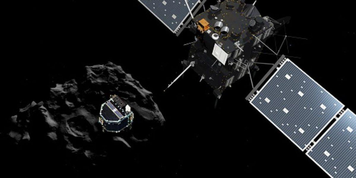 Sonda Rosetta se estrelló en el cometa 67P tras 12 años de labor en el espacio