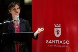 La alcaldesa de Santiago, Carolina Tohá reconoció que fue un error no contar con citas bibliográficas para algunos de los datos otorgados por los expertos. Foto:Agencia UNO. Imagen Por: