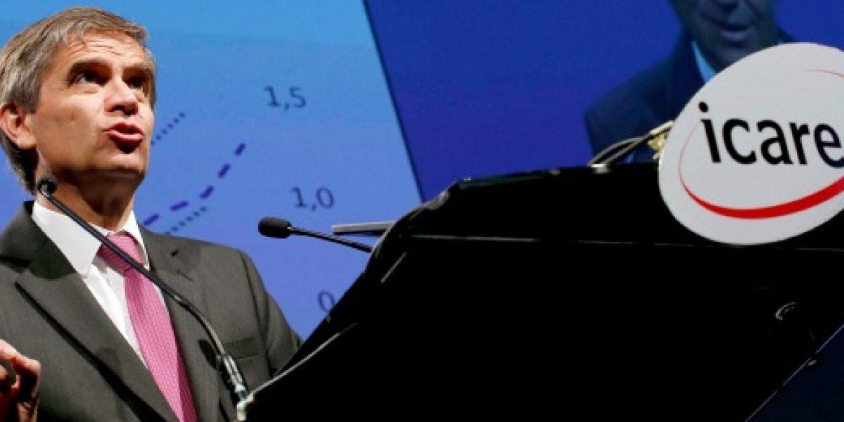 Presidente del Banco Central viaja a EEUU a reunión anual del FMI