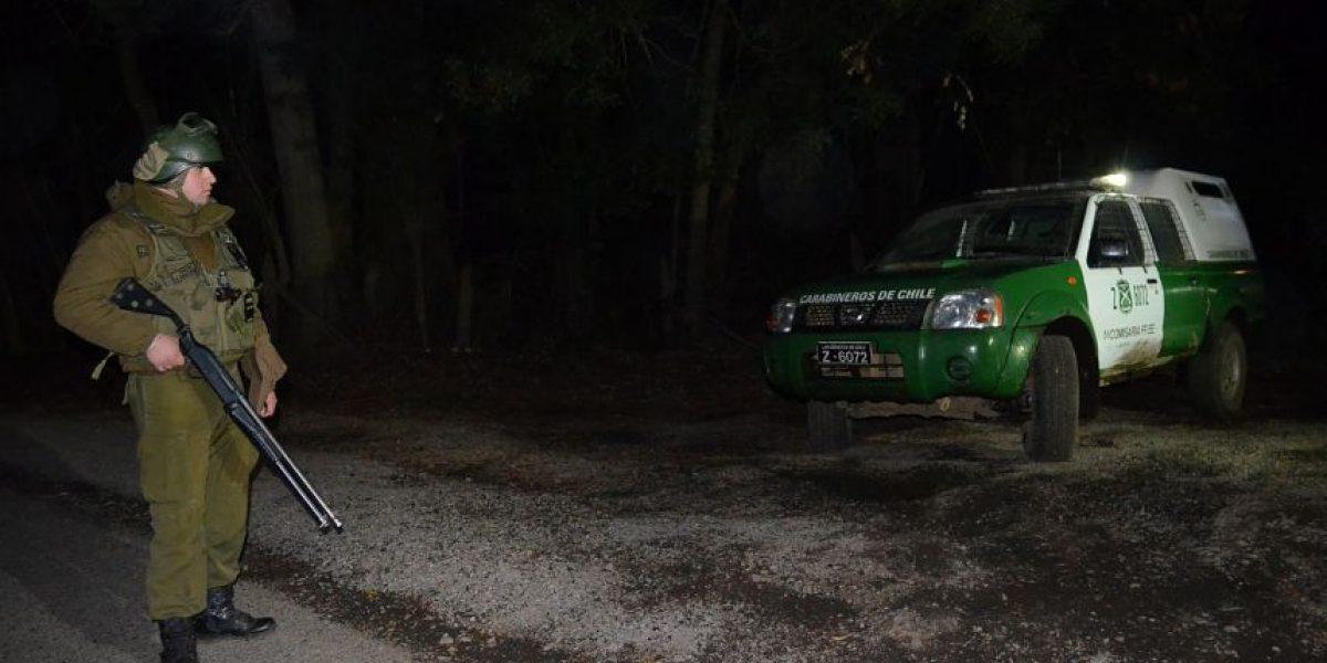 Grupo mapuche se atribuyó ataque en que murieron dos personas en Vilcún