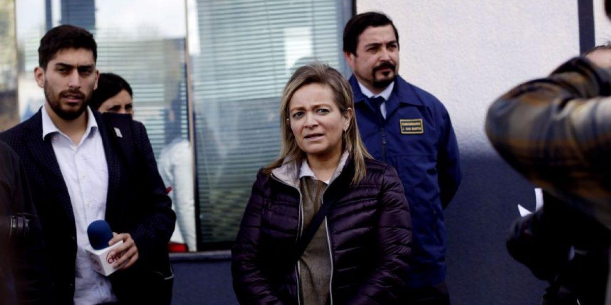 Hermana de Rafael Garay afirmó no tener intención