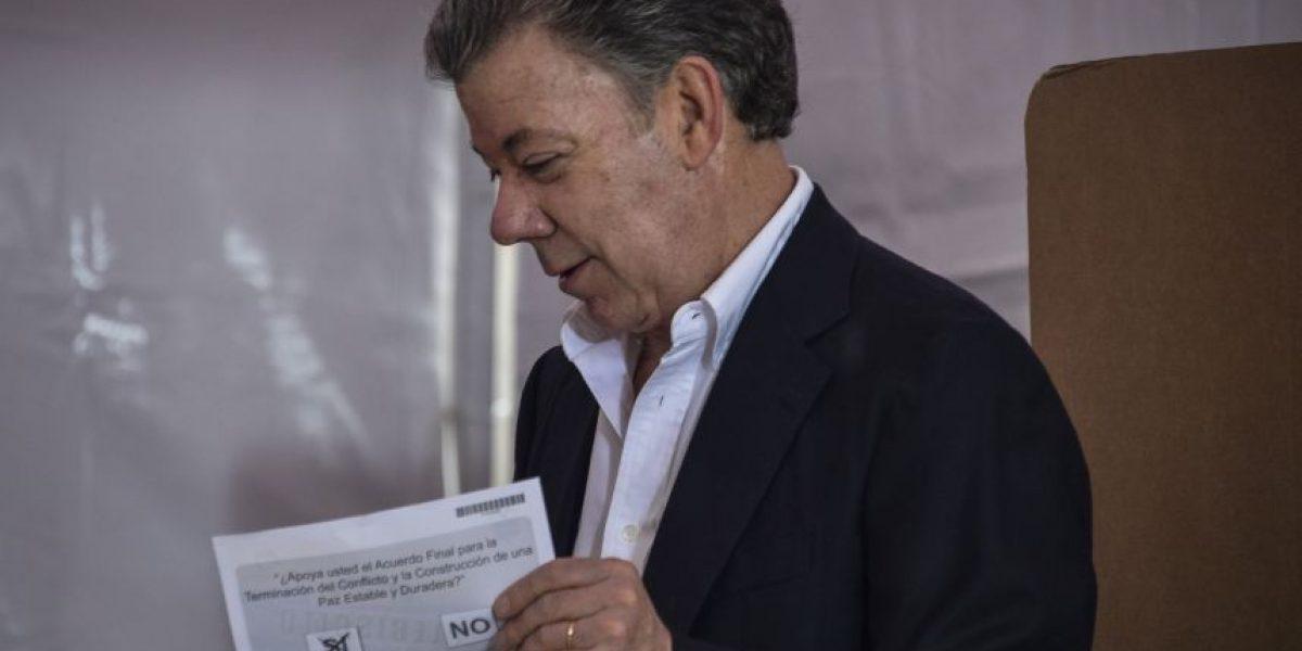 Colombia vota plebiscito sobre histórico acuerdo de paz