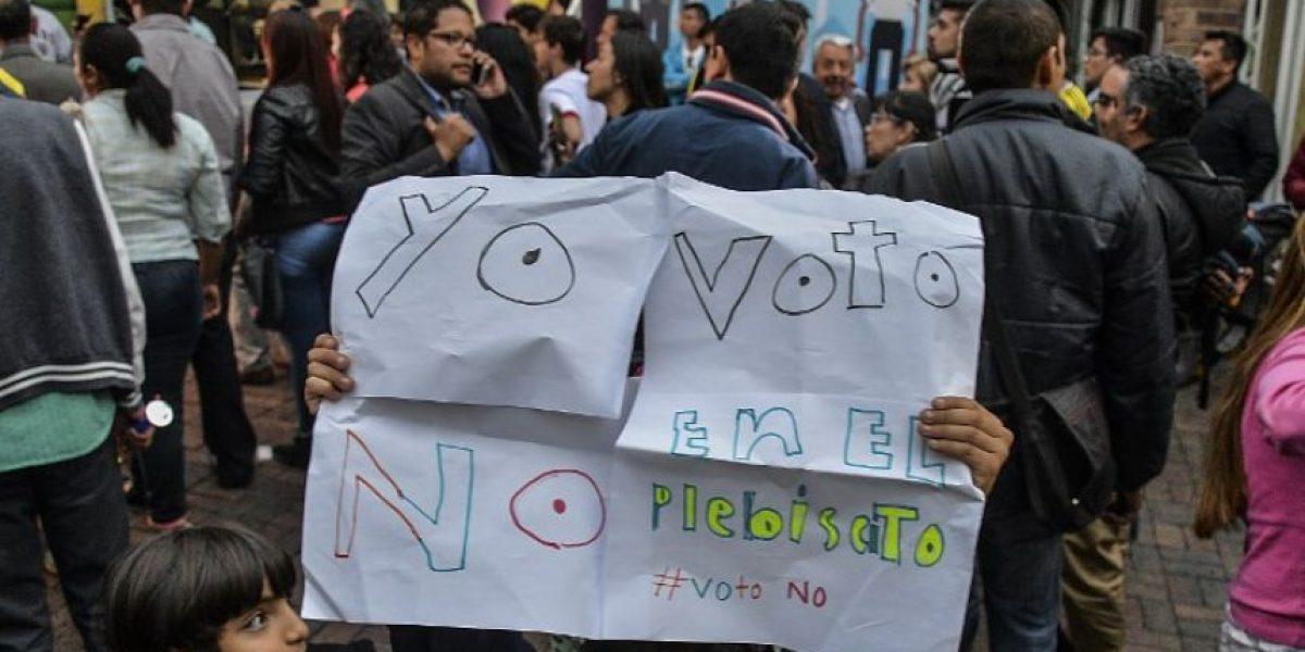Canciller Muñoz y rechazo a acuerdo de paz en Colombia: