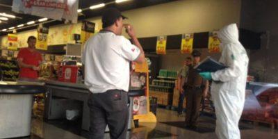 Gobierno se querellará por muerte de guardia de supermercado en Las Condes
