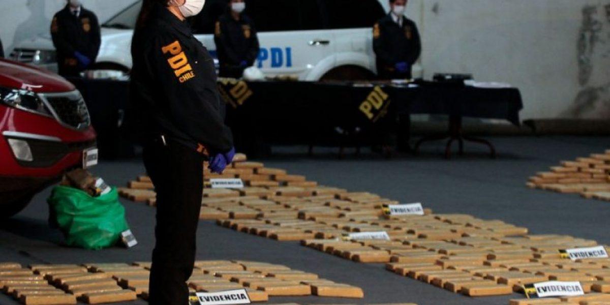Alertan a la PDI por posible llegada al país de poderosa droga que ha causado numerosas muertes en EEUU