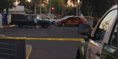 Este lunes formalizan a asaltantes que mataron un guardia de supermercado en Las Condes