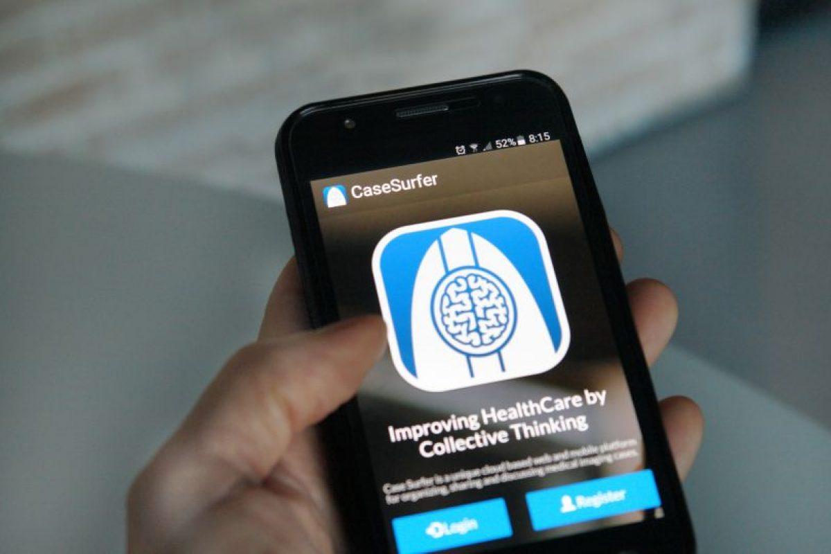 La aplicación busca conectar a todos los médicos y profesionales de la salud, para apoyarse en la solución de casos clínicos a lo largo del país. Foto:Gentileza de Case Surfer. Imagen Por:
