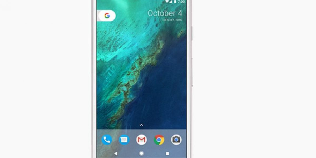 Pixel, el celular de Google ya no es un misterio: así se ve