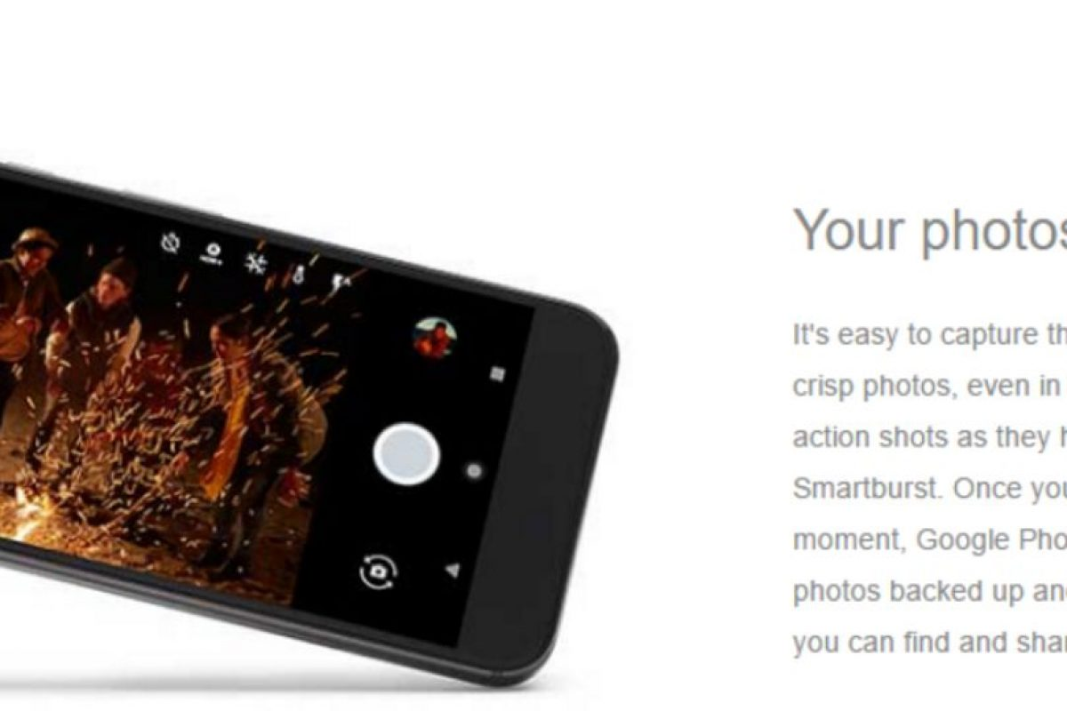 Publicidad de Google Pixel. Foto:Carphone Warehouse/Google. Imagen Por: