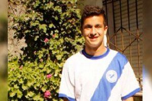Él es Fernando Mengual. Se encontró un bolso con 50 mil pesos argentinos Foto:Twitter. Imagen Por: