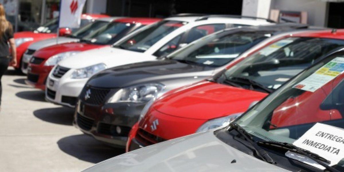 Estos son los países que más autos venden en Chile