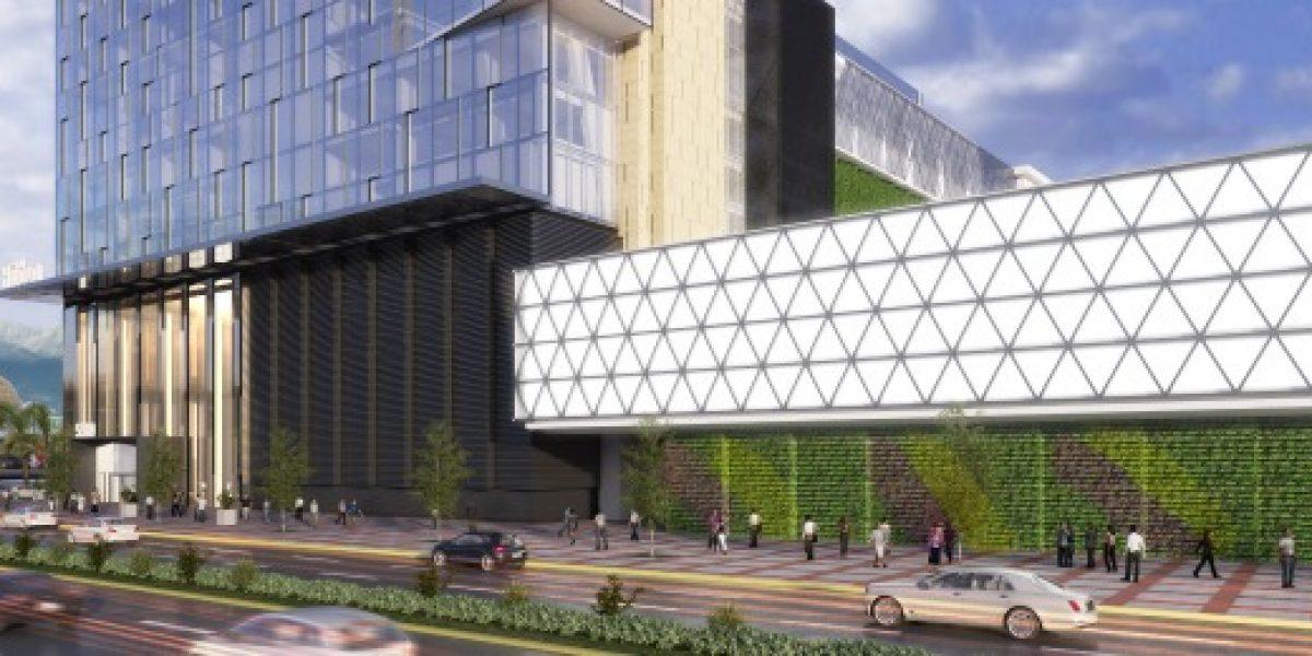 Parque Arauco ampliará sus instalaciones con hotel 5 estrellas