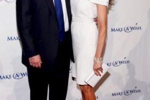 Es la esposa actual, se casaron en 2005. Foto:Getty Images. Imagen Por: