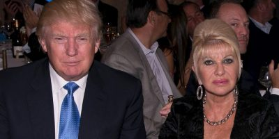 Modelo latina confesó que tuvo un romance con Donald Trump